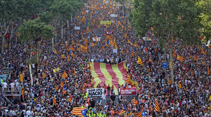Barcelona. Manifesta
