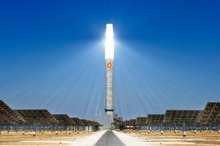 La più grande torre solare del mondo è a Siviglia