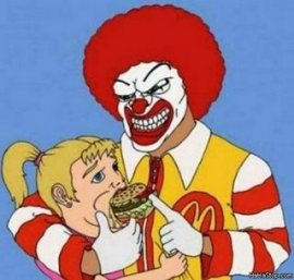 mcdonald child