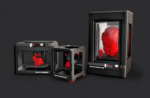 Modelli stampanti 3D del 2014