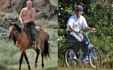 Stati Uniti d'America e Russia. Capitalismo e comunismo. Henry Kissinger e Zbigniew Brzezinski da un lato, Vladimir Putin dall'altro. La visione di un mondo spaccato in due da due opposte […]